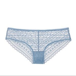 New Victoria's Secret Lace Cheekster Panties - M
